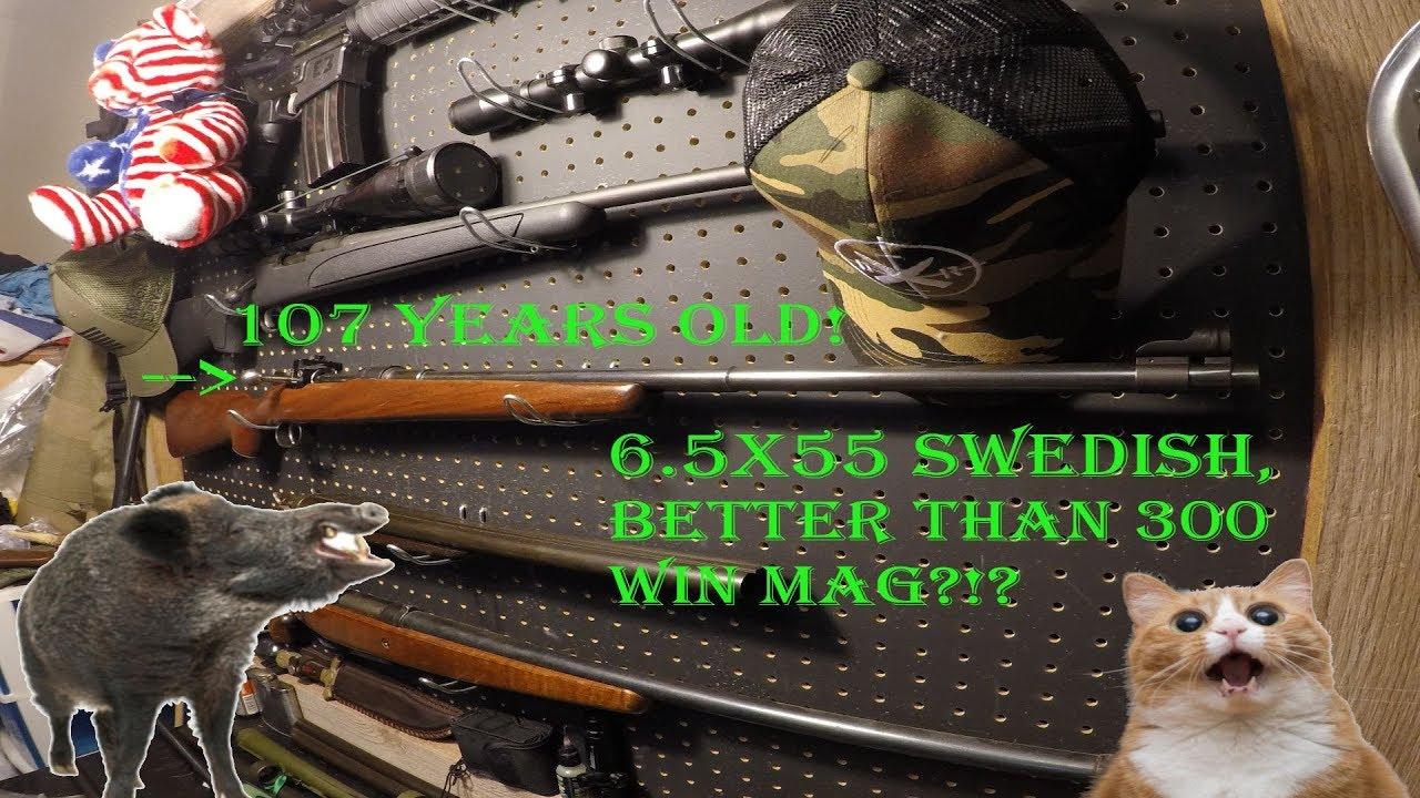 1911 Carl Gustaf Swedish M96/38 Mauser Gun Wall review #2