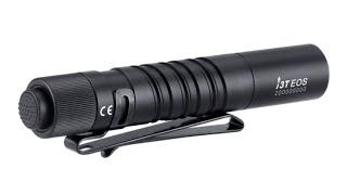 Olight I3T EOS EDC mini flashlight first impressions