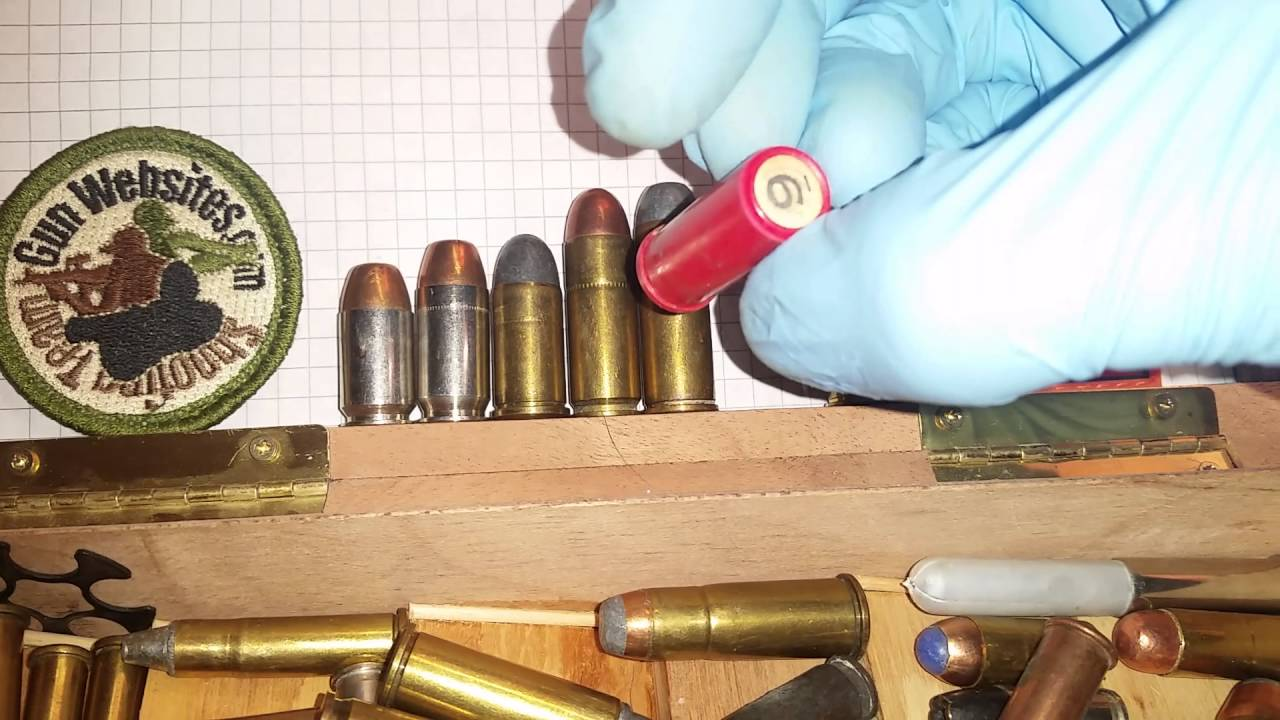 Bullet of the Day: .45 Caliber