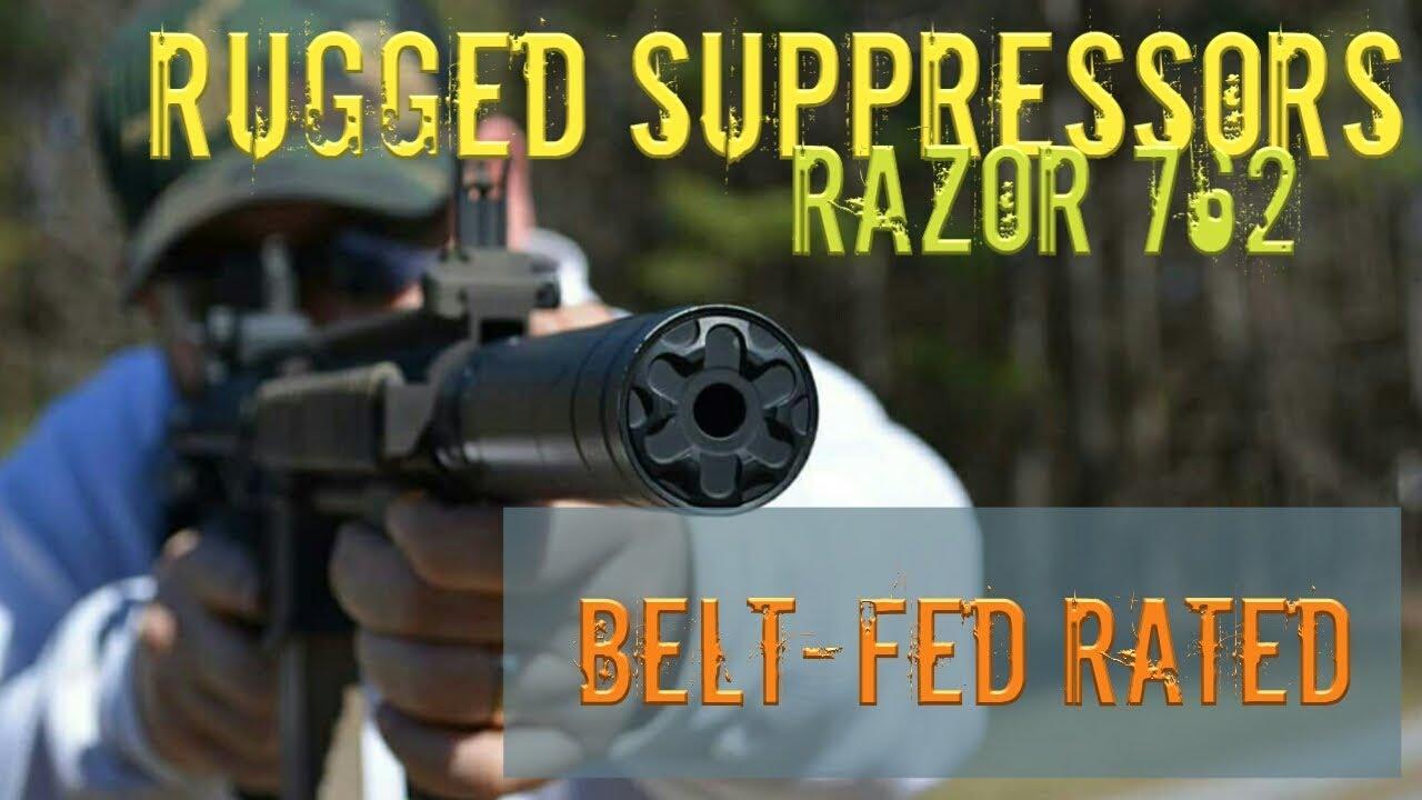 Rugged Razor 762