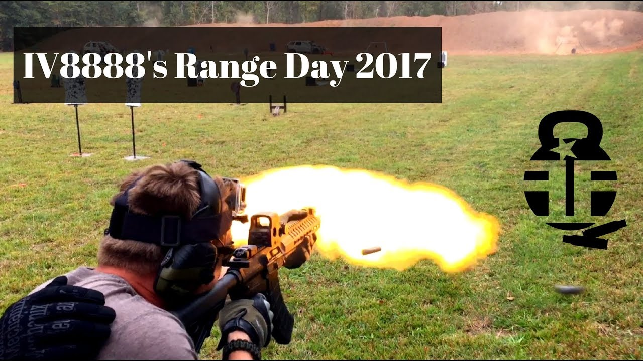 IV8888's Range Day 2017