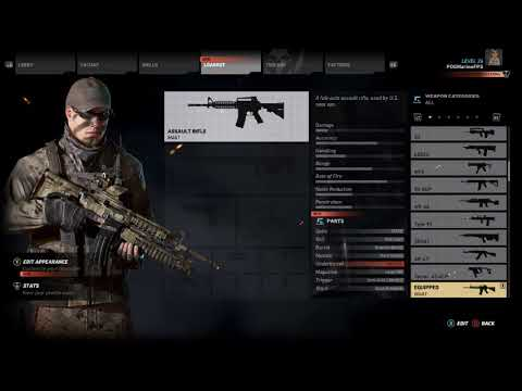 Military M4 Carbine Ghost Recon Real Life Experiences with Rifle Wildlands