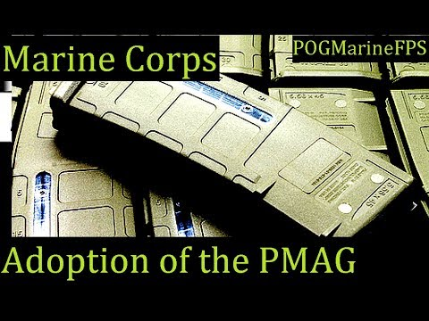 Marine Corps phases out USGI Aluminum mags for the Magpul PMag! But...