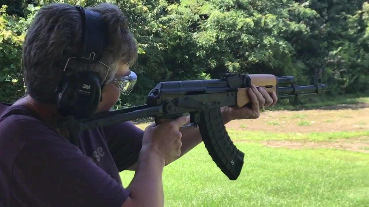 NRA Basic Rifle at ARMED and Feminine