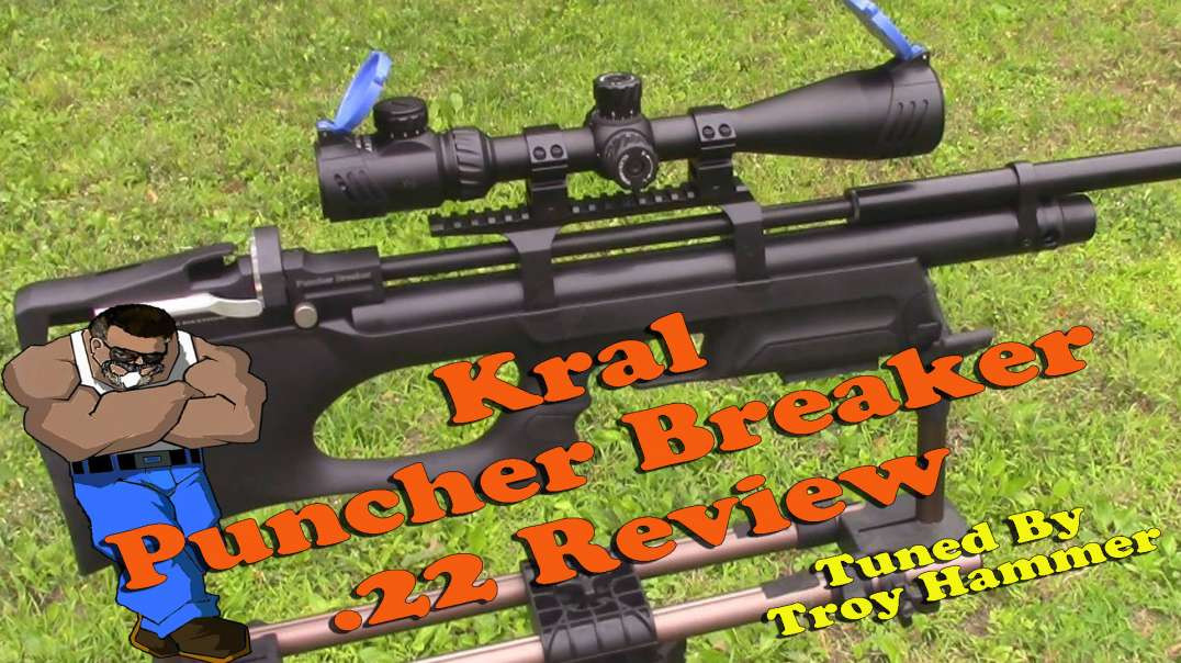 Kral Puncher Breaker S .22 Full Review