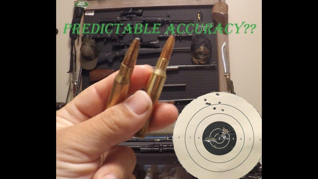 Quick tips 1: Predictable Accuracy