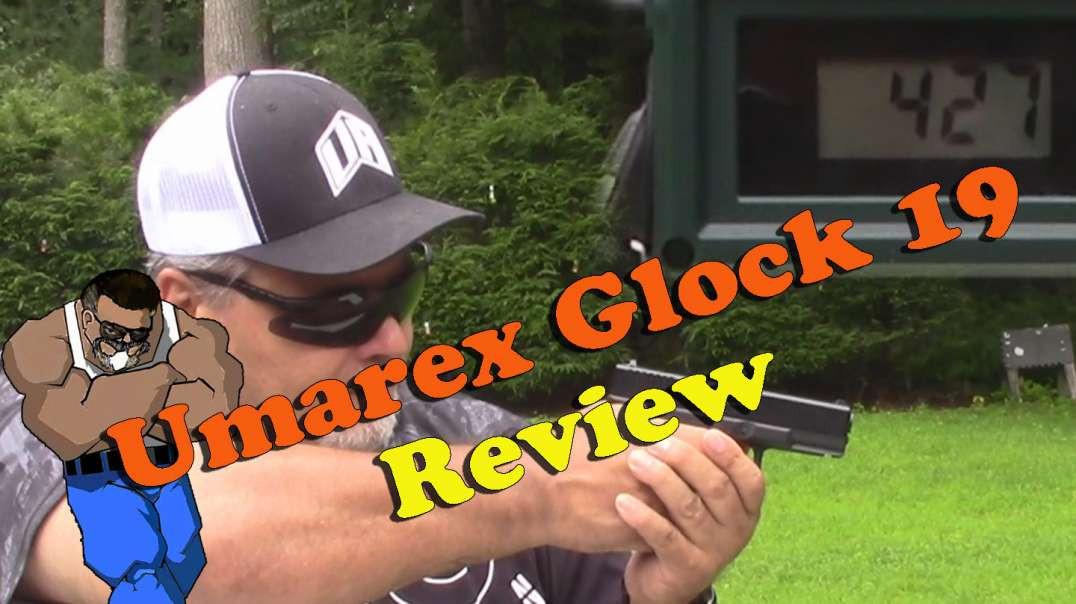 Umarex Glock 19 Co2 Pistol
