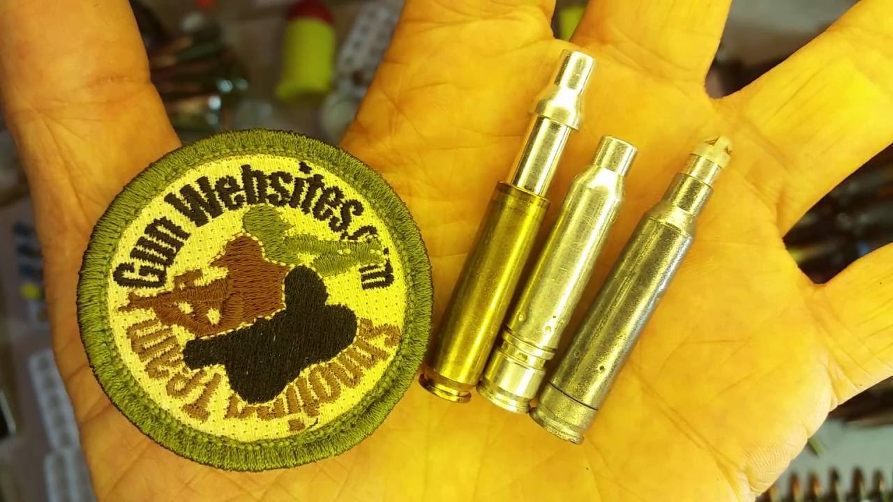 Bullet of the Day: 5.56x45 Simunition Marking Rounds