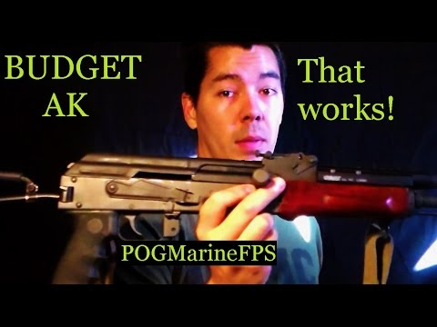 Greatest Budget AK On The Market - Trust your Life - $500 Semi Auto Rifle