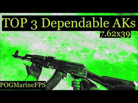 3 Dependable Budget AKs - That Don't Suck - 7.62x39 - Rifles