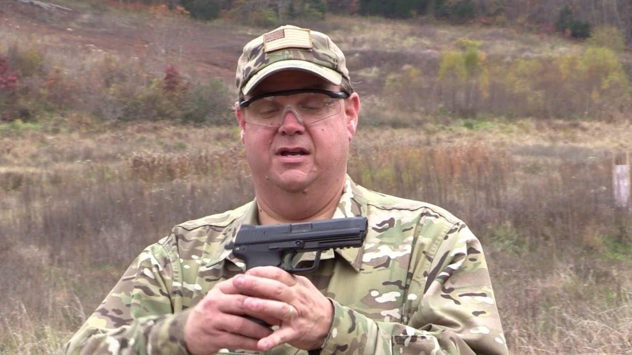 Heckler & Koch HK45 Pistol (45ACP)