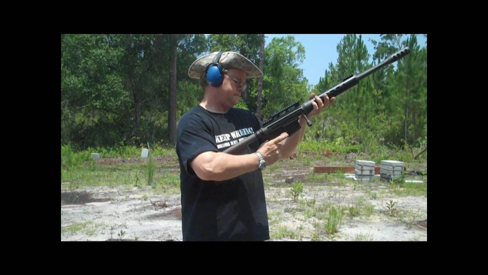 SHTF50 Single Shot Demonstration