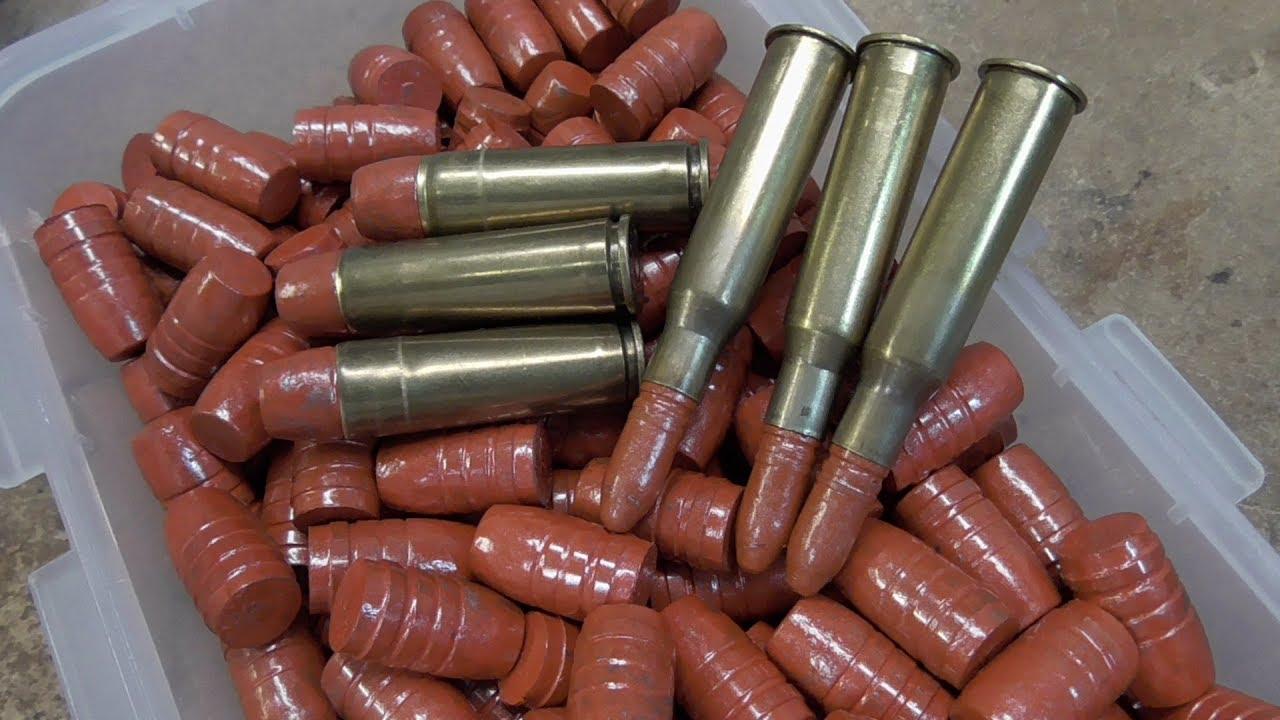 Powder Coated Bullet Warning - Good Powder Gone Bad!