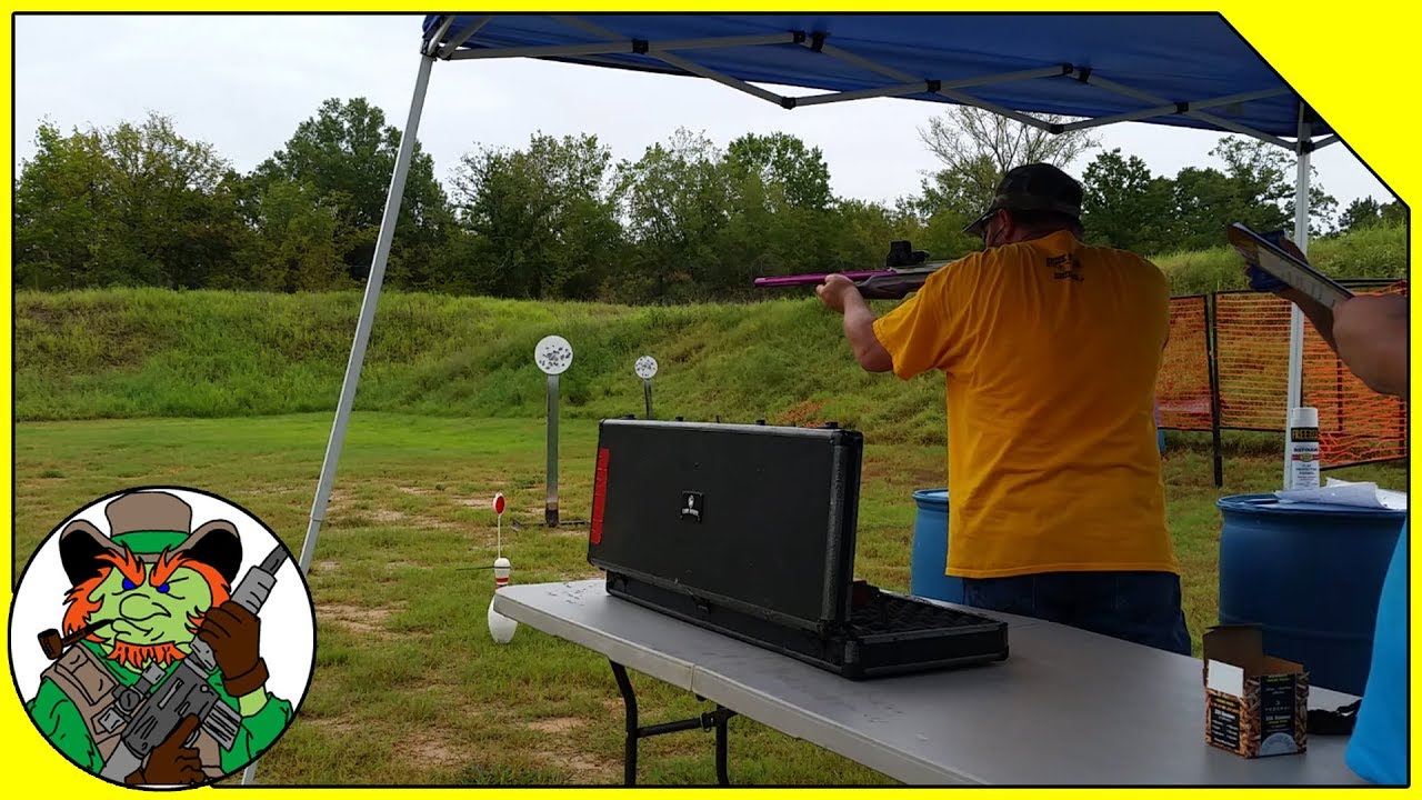 Rimfire Rifle Optics TTS Steel Challenge 08-12-2018 Tactical Innovations Elite 22