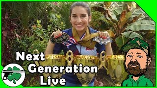 Bella Farias, Competitive Shooter Spotlight - Next Generation LIVE