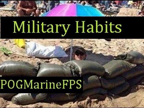 Military Veterans Habits Explained Adjusting to Civilian Life