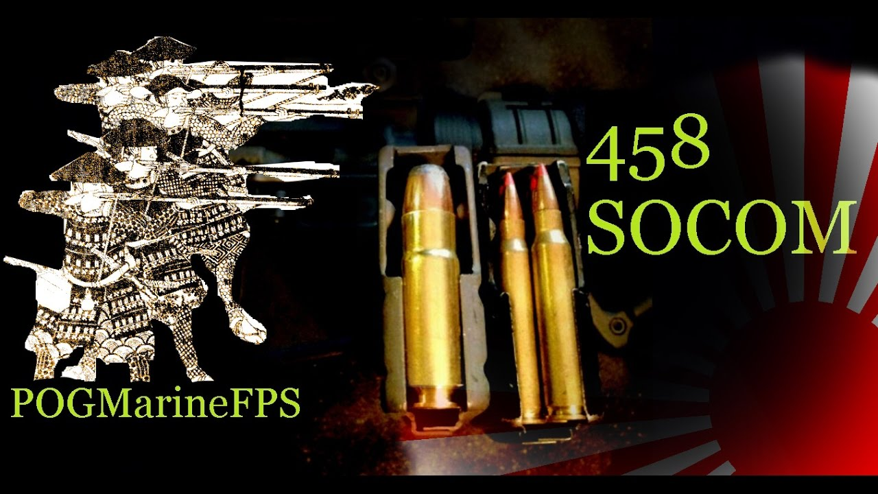 Cartridge Consideration - 458 Socom - AR-15 Rifle - Simular to 45-70 ?  - Semi Auto