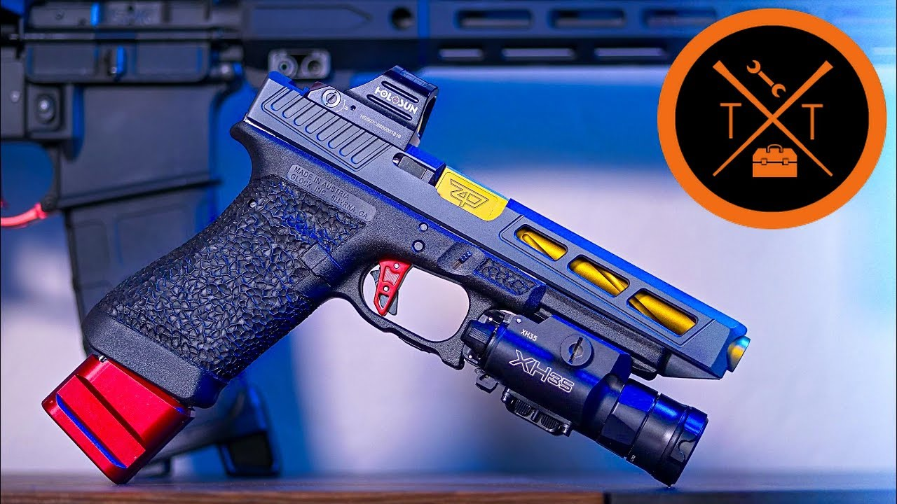 EPIC Custom Glock 34 Build: Part 1 (10% COUPON!)