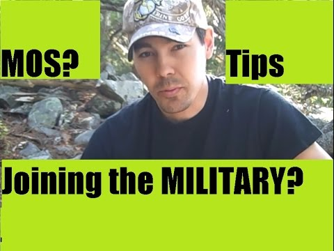 Joining Military Advise and Boot Camp tips Marine Corps Army Navy Air Force Coast guard