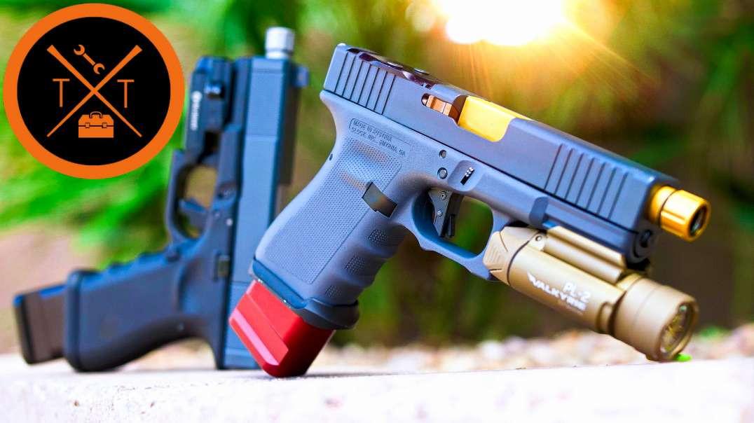 Epic Custom Glock 19 Build (SLEEPER BUILD 2.0) 😮