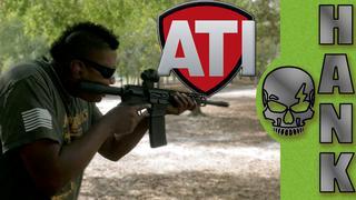 New 7 Inch StrikeForce Handguard ATI Outdoors