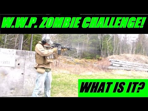 Zombie Shootout Wounded Warrior Project Challenge by JSD Arms