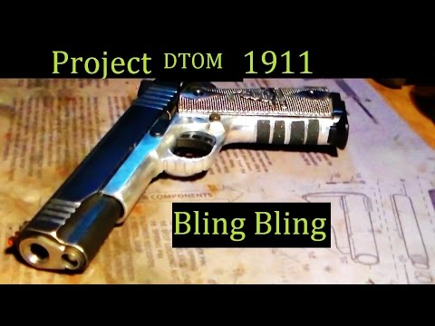 Hammer Follow Mistake & Fix on Project- DTOM 1911 - The Reloading Bench UPDATE -