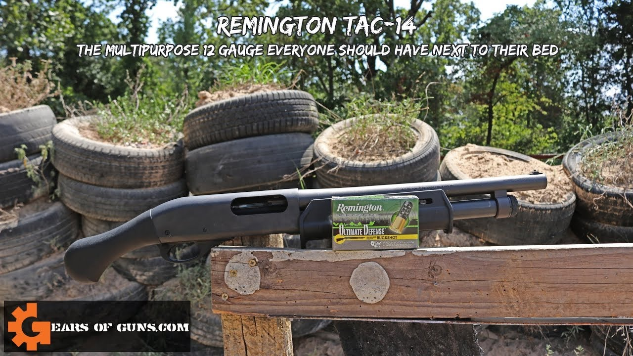 Remington Tac-14 Review - Is It Right For You?