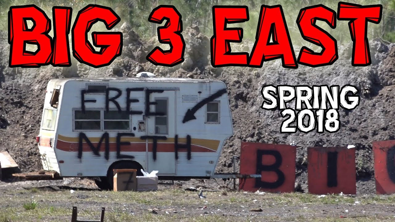 Big 3 East Spring 2018 | Explosions, Sniper Stuff, Machine Guns and More!
