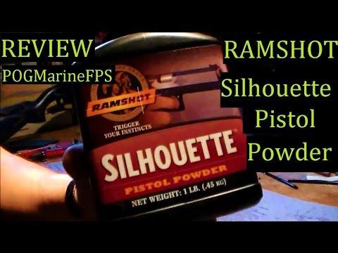 Ram-Shot Silhouette Pistol Powder Review
