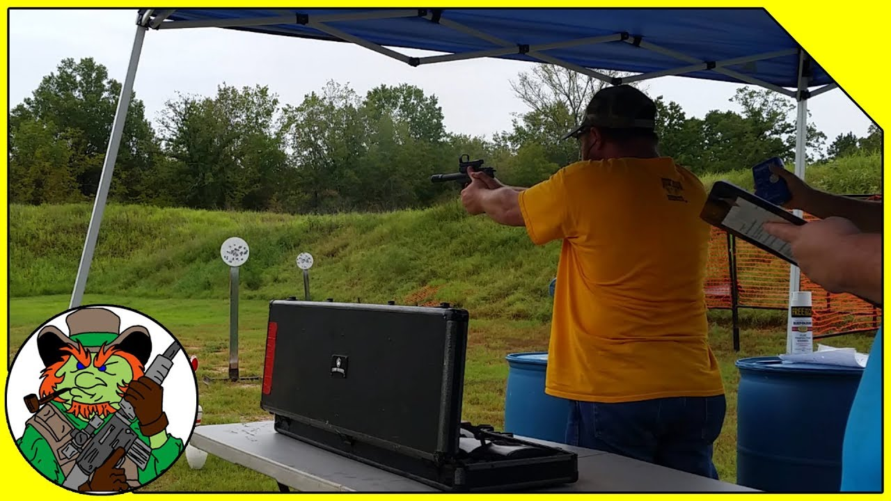 Rimfire Pistol Optics TTS Steel Challenge 08-12-2018 Browning Buckmark