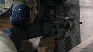 Shooting the Scar 17 with Palmetto State Armory