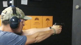 Shooting The Sig P365 @ Palmetto State Armory Indoor Range