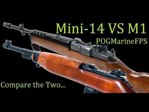 Mini-14 VS M1 Carbine - Comparison Specs Pros & Cons