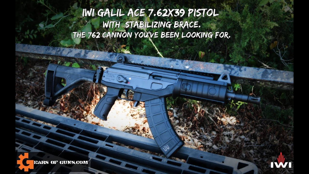 IWI Galil ACE 39 - The Cannon You've Been Looking For.