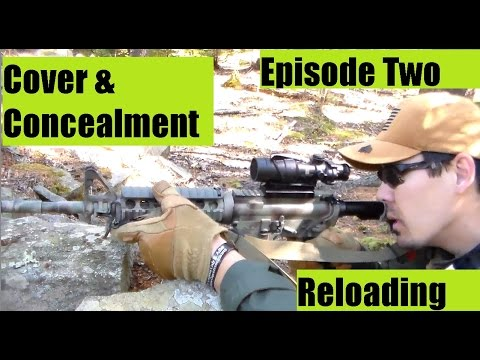 Tactical Reloading PART TWO COVER Ar 15