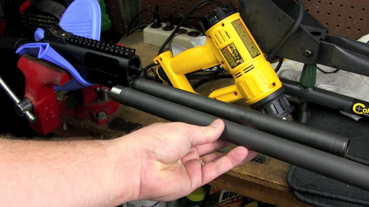 How to Install a Full Length Magazine Tube on a Benelli Shotgun