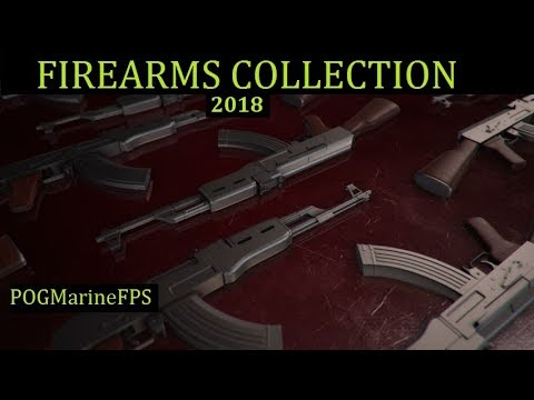 2018 Firearms Collection POGMarineFPS