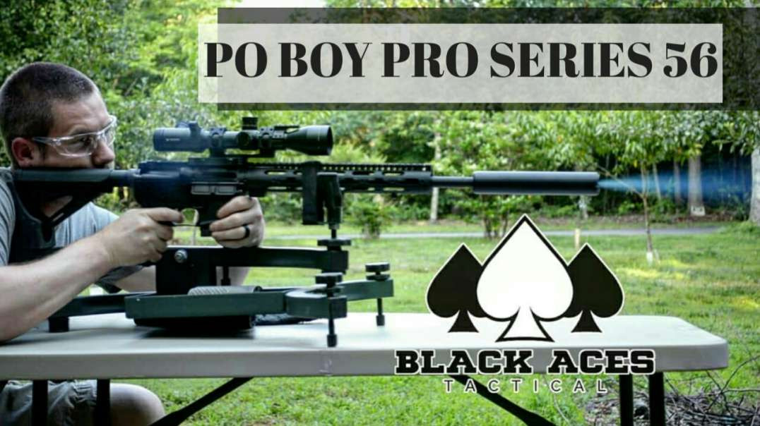Black Ace Tactical Po Boy 556