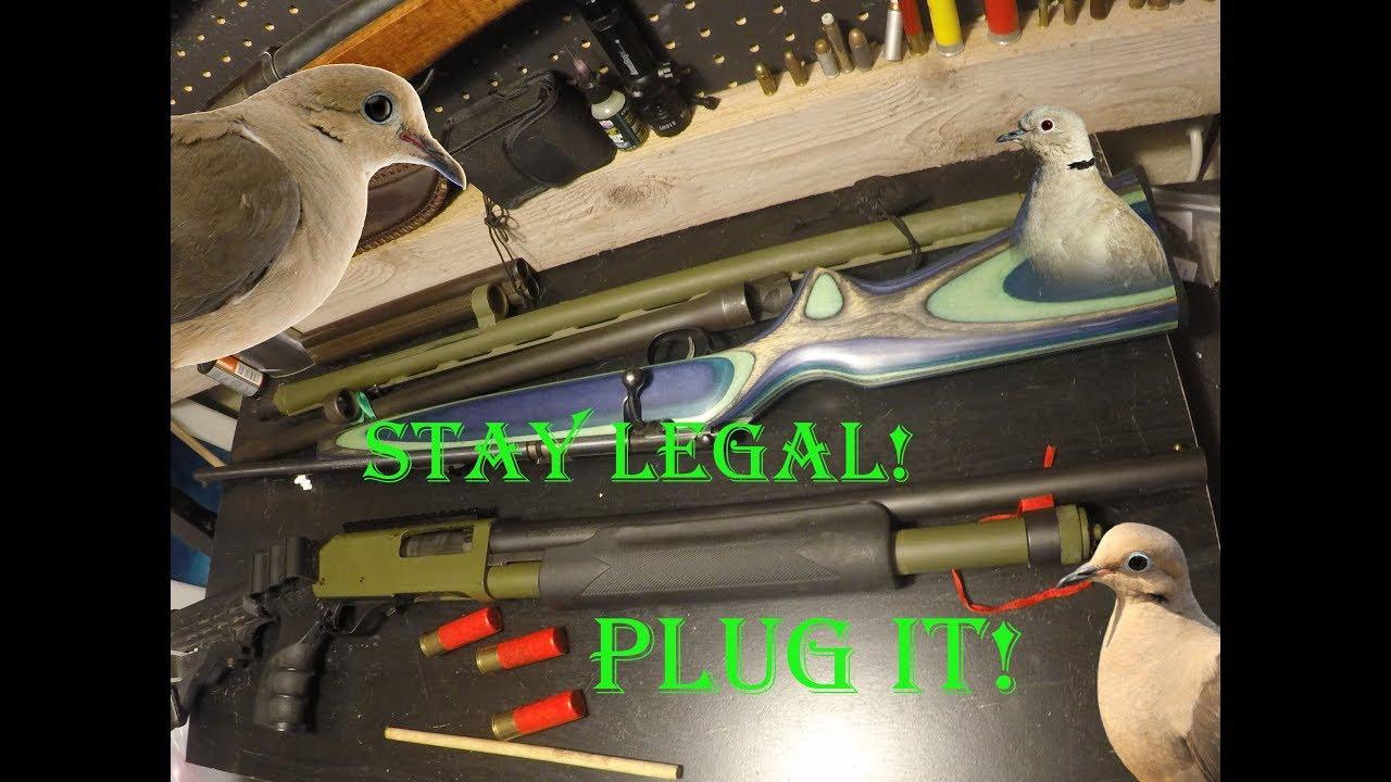 Quick tip #2 Easy 3 Shell Shotgun plug