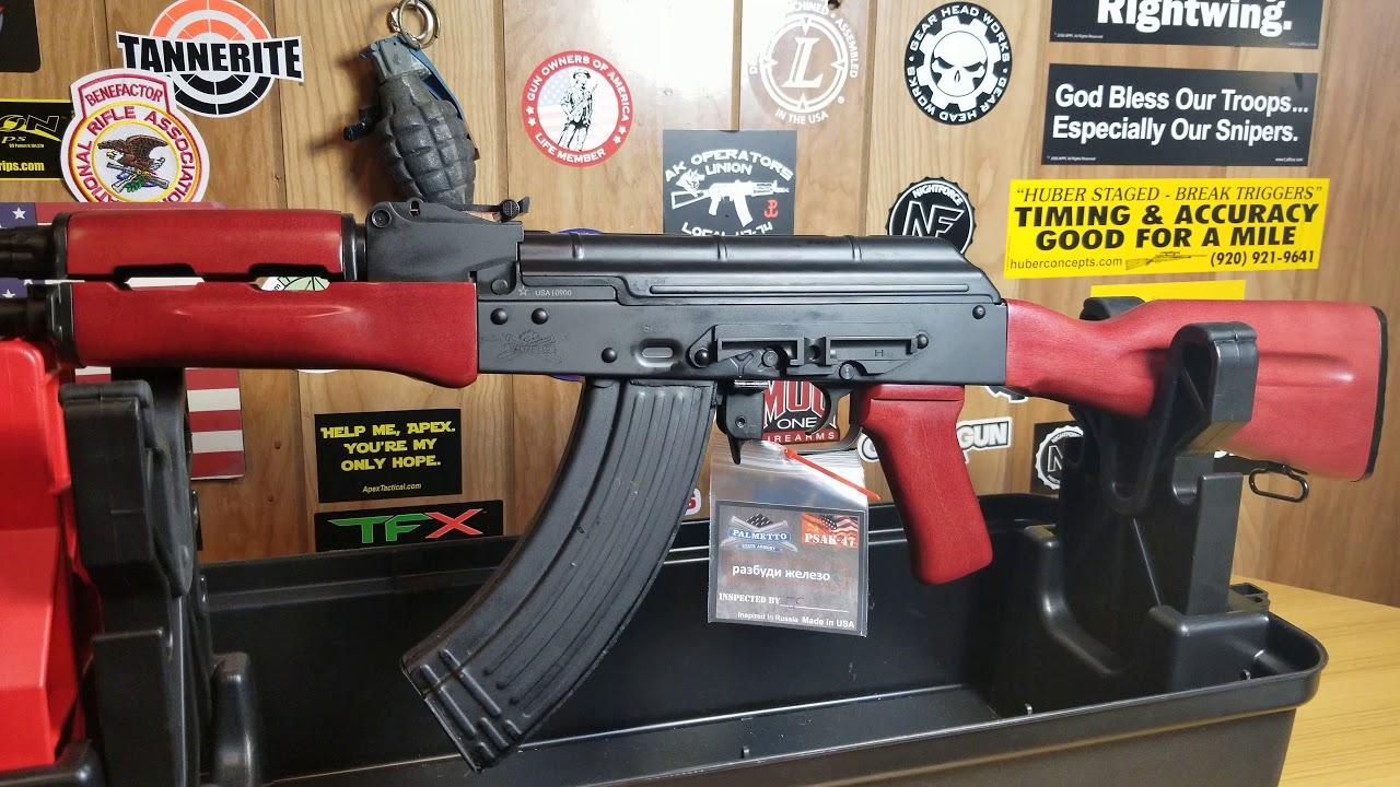AK-47 Palmetto State Armory