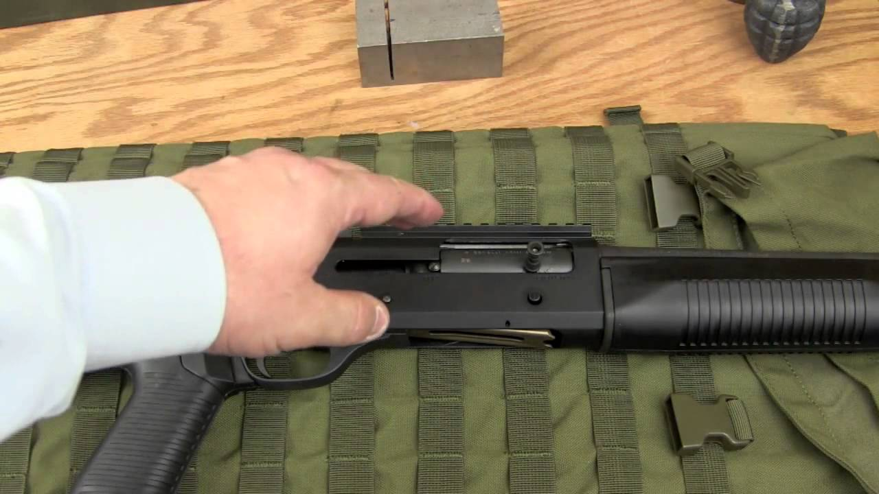 How to Ghost Load a Shotgun - Carrier Loading - Float a Round - Get An Extra Shot