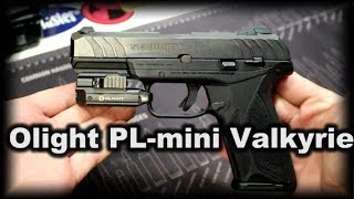Olight PL-mini Valkyrie 400 lumen pistol light