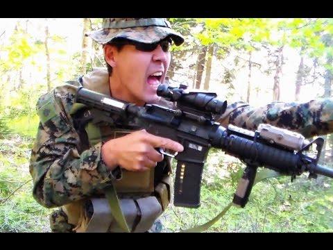 USGI Marine Corps M4 carbine. REAL NOT Airsoft crap AR-15 Clone Build