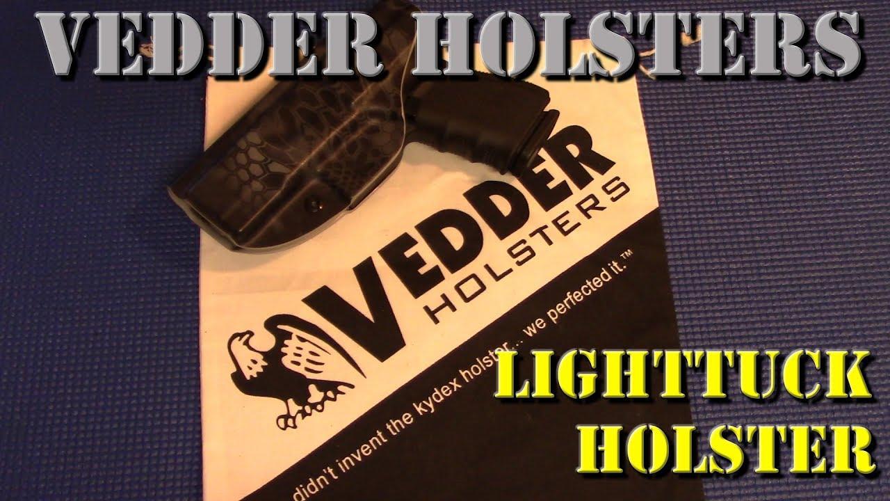 Vedder LightTuck Holster Review