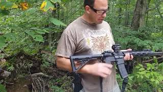 Tactical Training with Sig 250 DAO