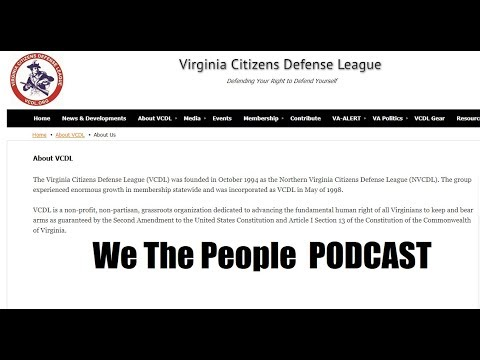 We the People podcast = Lifestyles of the Locked&Loaded with 2 AWESOME GUESTS drop in and say hello
