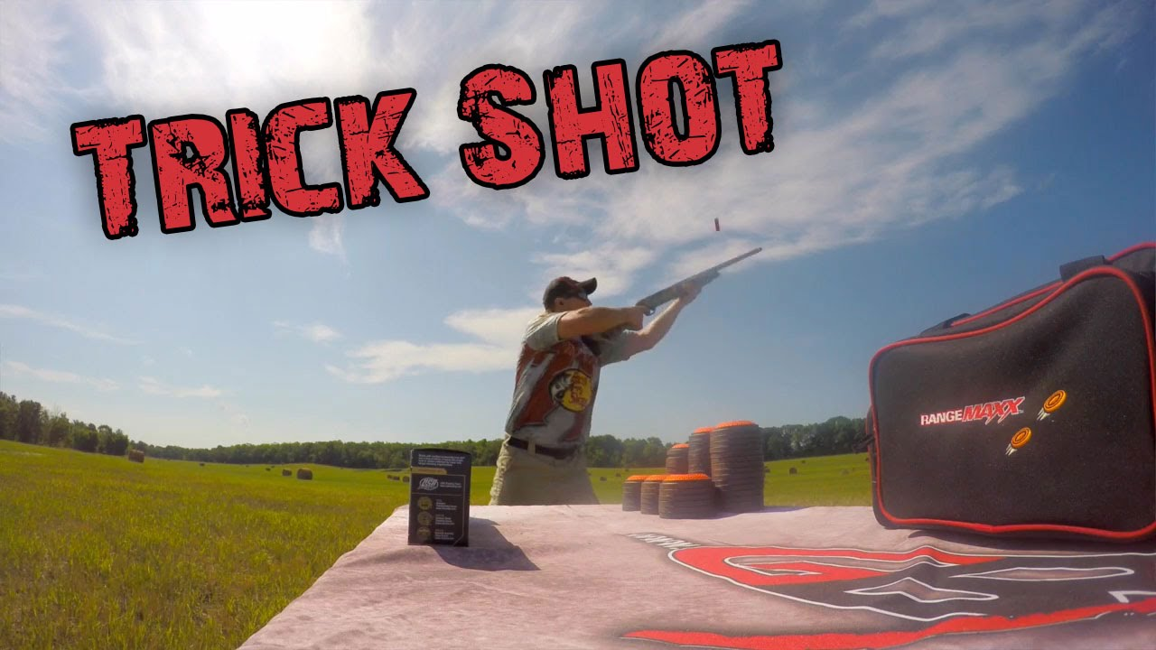 The Pump it up Trick Shot | Gould Brothers
