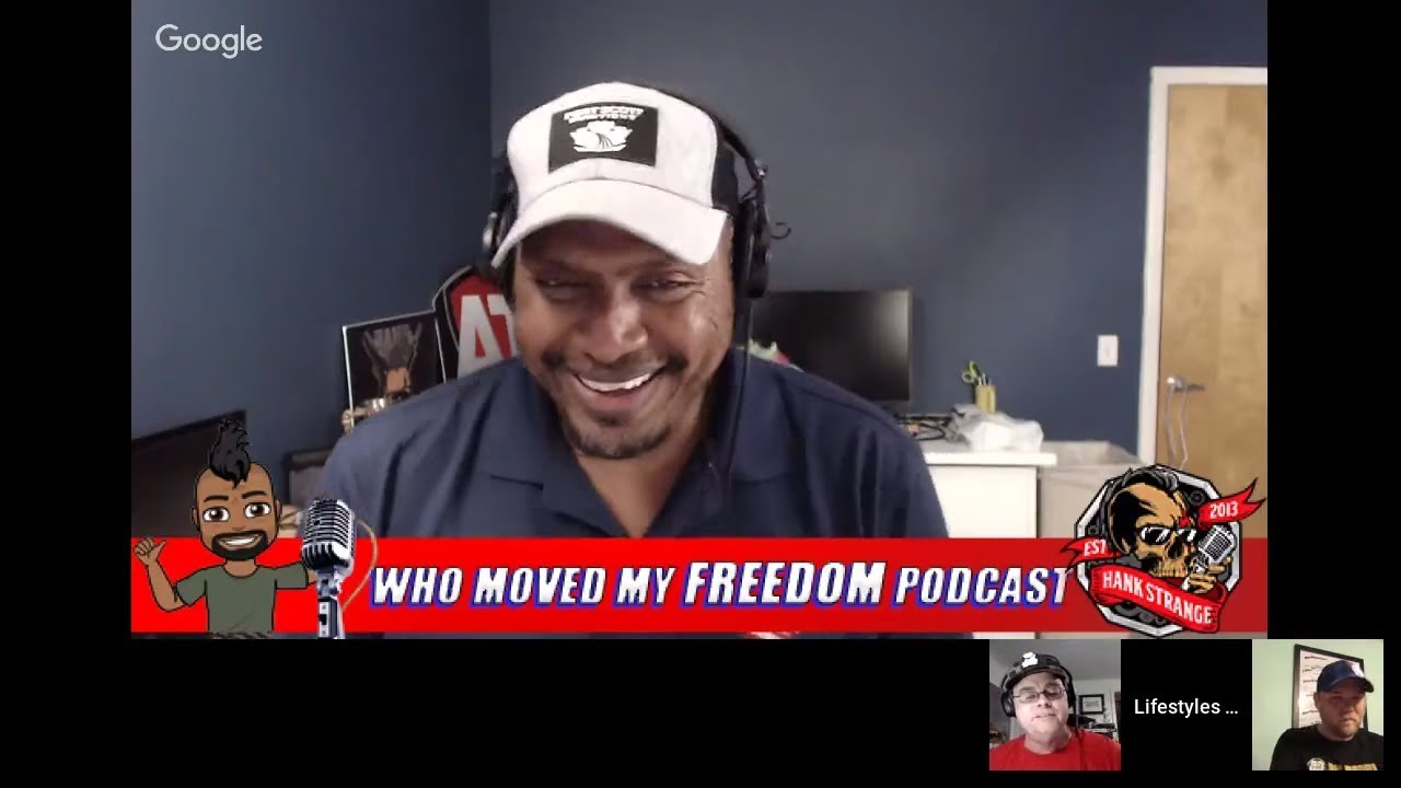 FreeForAll Monday: What Does Alex Jones Ban Mean? & Convoy Across America 🇺🇸Ha