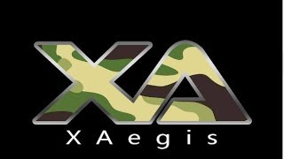 XAegis 6-24x50mm $36.99 rifle scope tabletop review